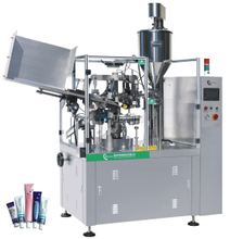 Metal Tube Filling and Sealing Machine