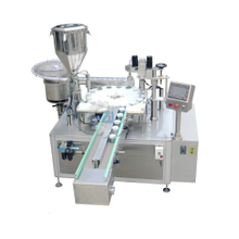 Pigment filling and capping machine