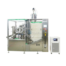 High speed double heads Tube Filler and Sealer
