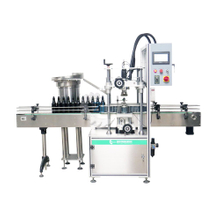 Side Wrap Auto Capping Machine